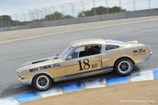 1966 Shelby GT350 - Jim Reed