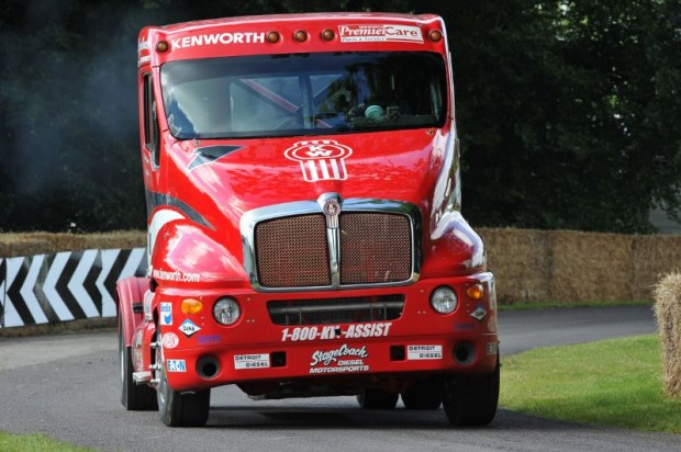 1999 Kenworth T2000 Pikes Peak