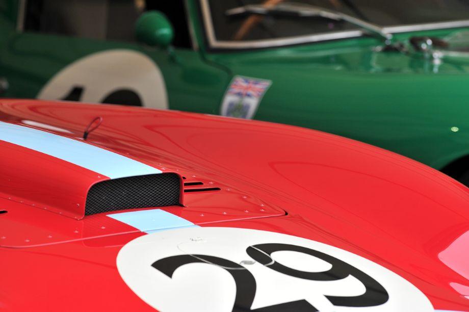 Ferrari 250 GTOs - Goodwood Revival 2013 - Behind the Scenes