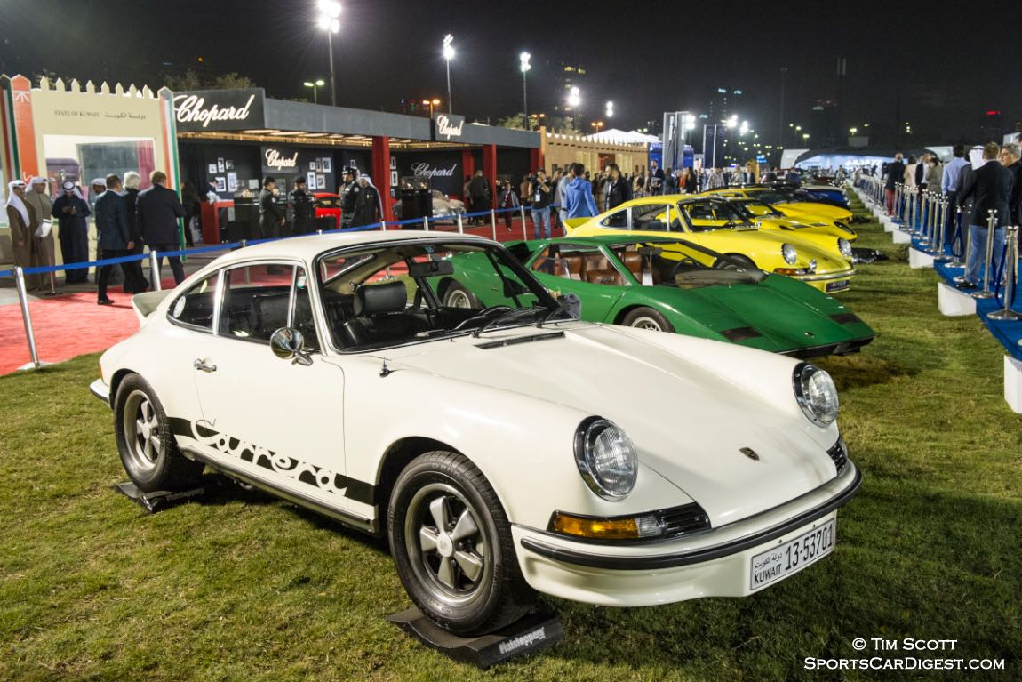 1973 Porsche 911 Carrera RS 2.7 Won Best European Car