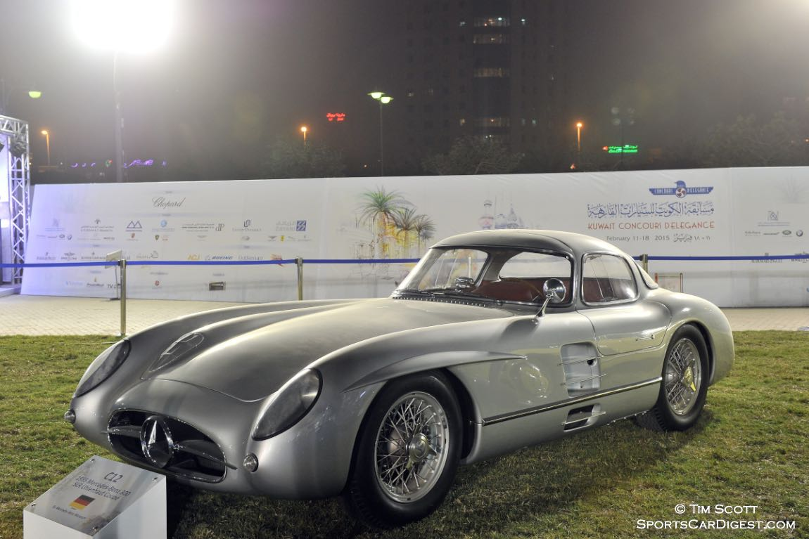 1955 Mercedes-Benz 300 SLR Uhlenhaut Coupe