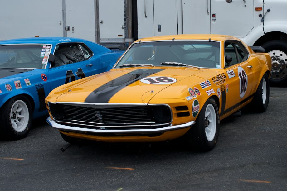 Boss 302 Mustang Trans-Am