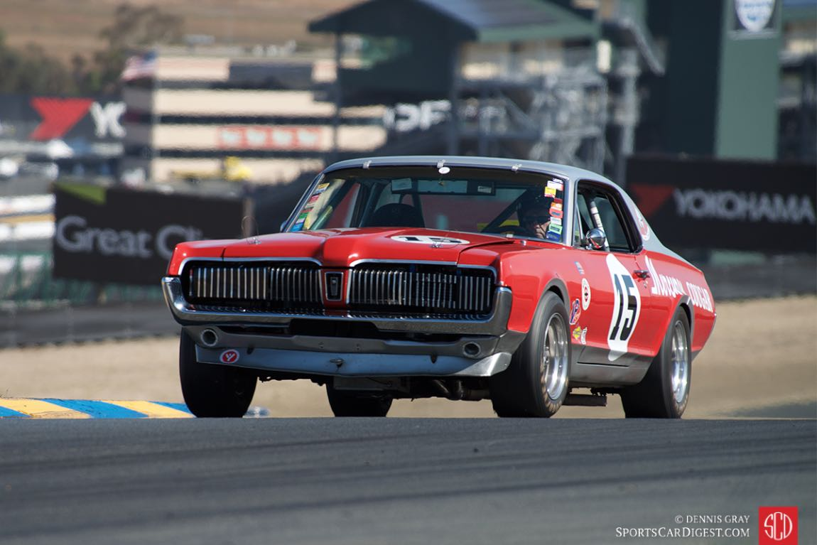 Jim Gallucci - 1967 Mercury Cougar.