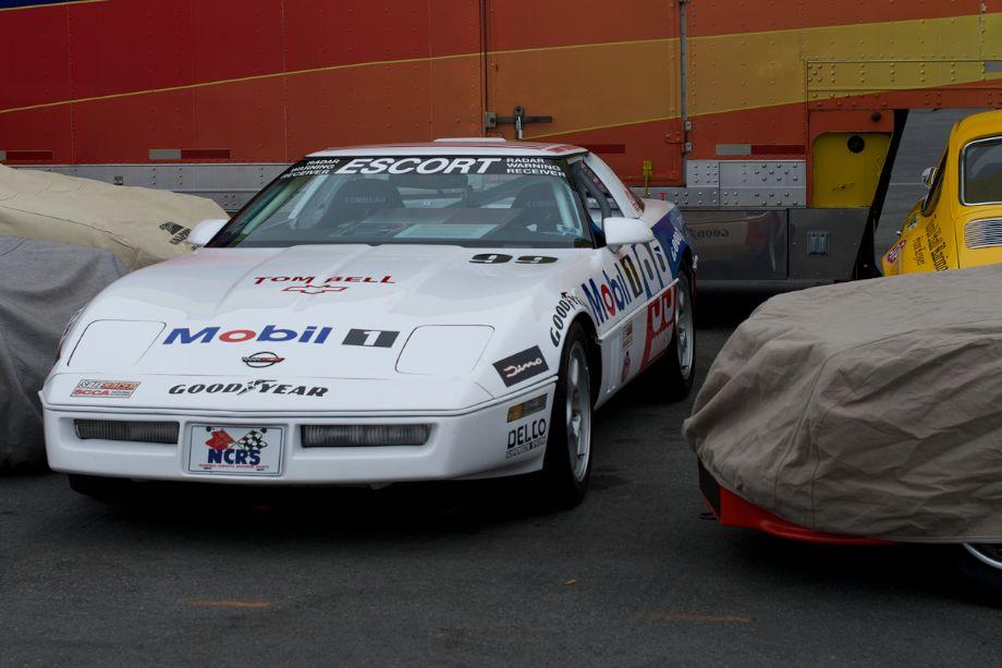 1990 Corvette.