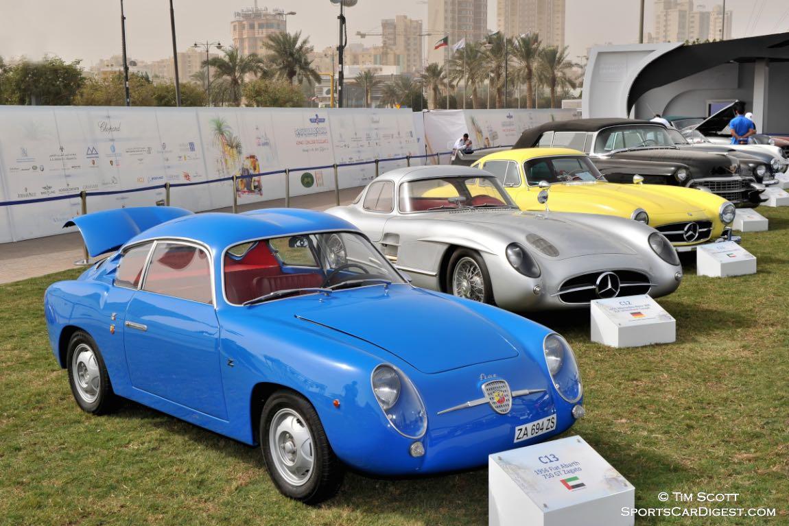 1956 Fiat Abarth 750 GT Zagato