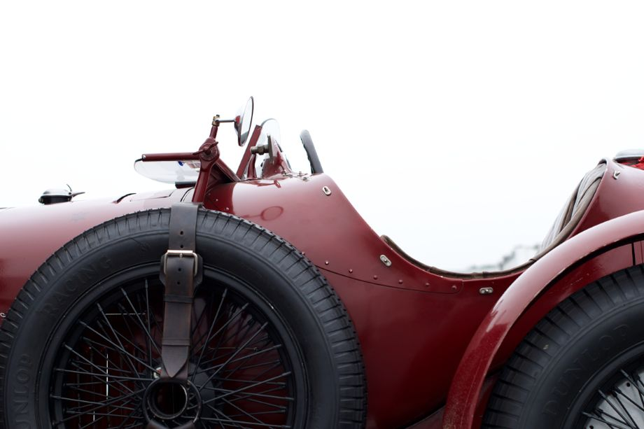 1931 Alfa Romeo Tipo P3.