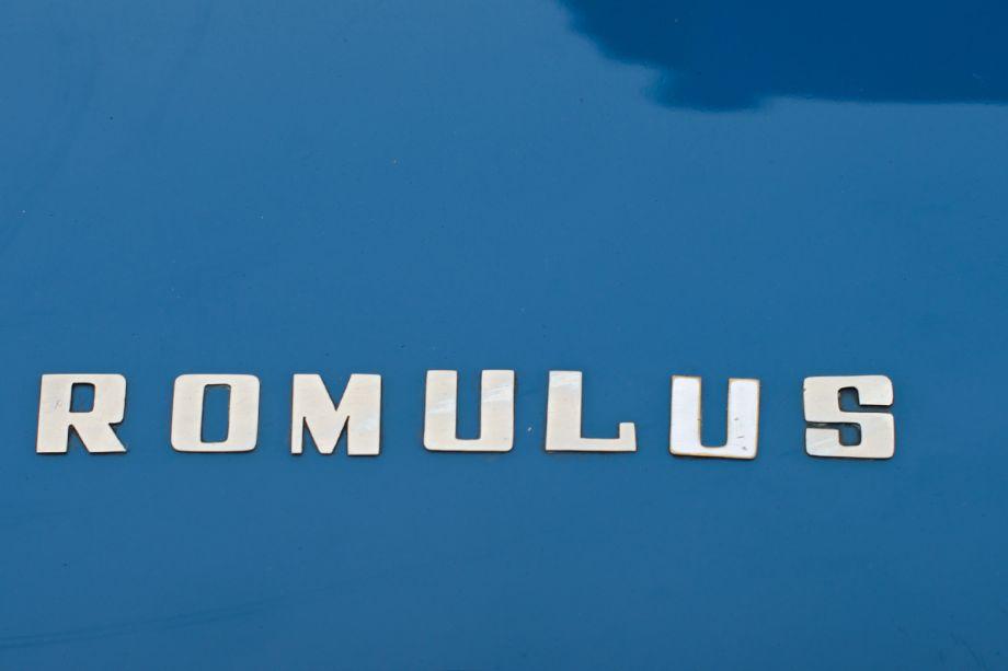 1935 ERA Type B 'Romulus'.