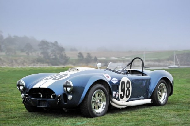 1965 Shelby Cobra 427 Prototype Competition Roadster