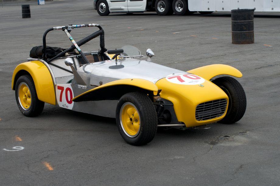 Lotus S-7.