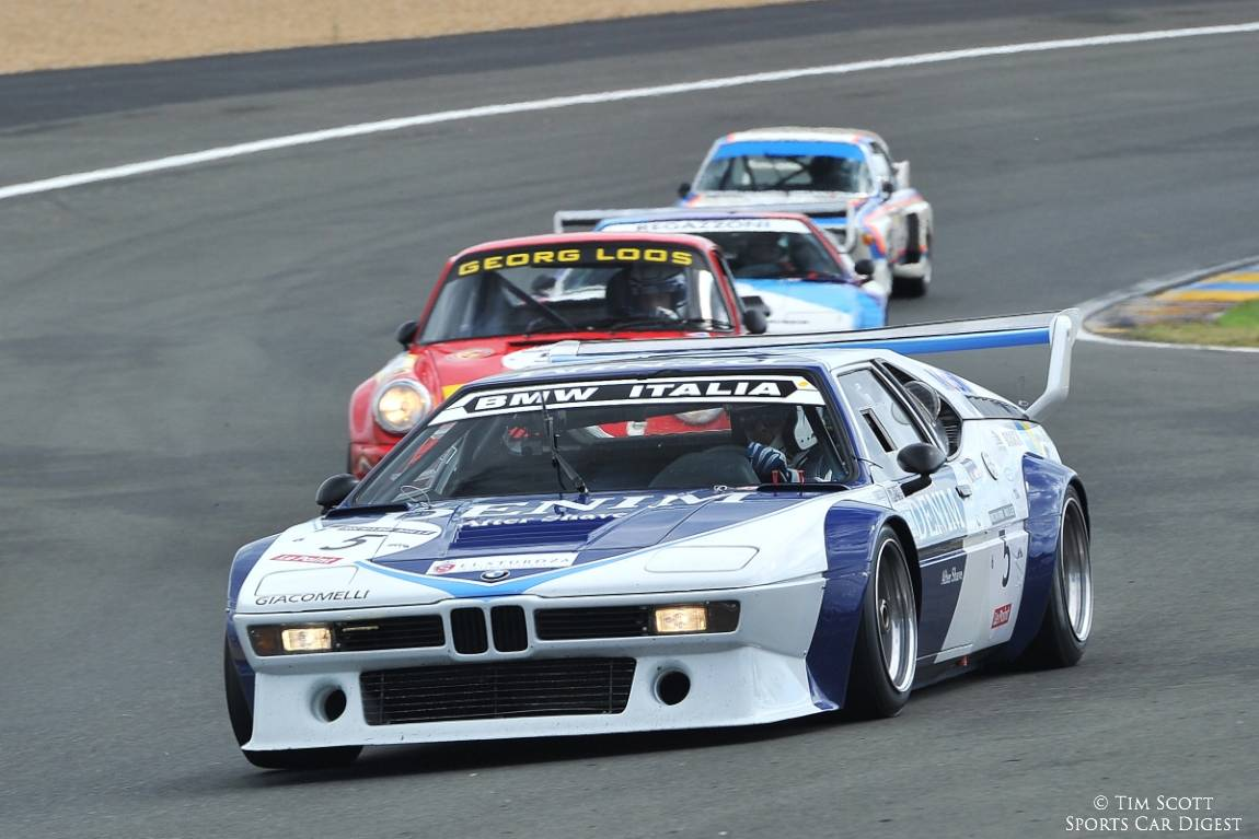 Bmw M1 For Sale >> Le Mans Classic 2014 - 1972 to 1979 Photos, Results, Report