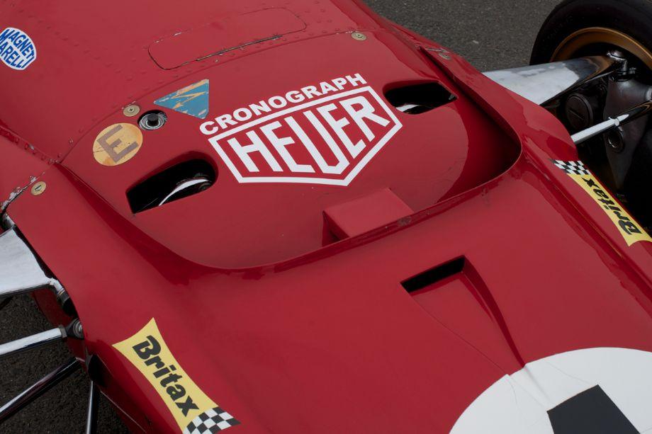 Ferrari F1.