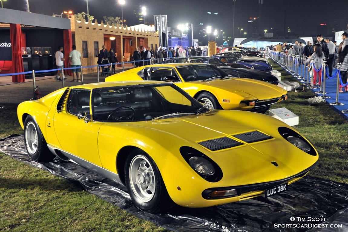 1971 Lamborghini Miura P400 S