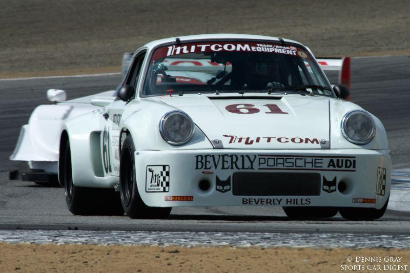 1968 Porsche 911L.