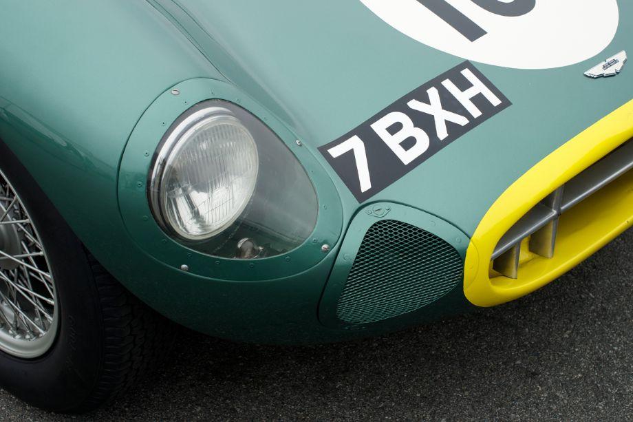 Aston Martin DBR2.
