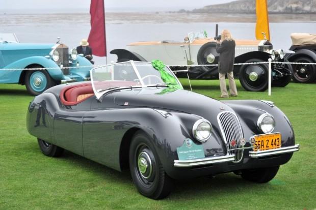 Ex Clark Gable 1949 Jaguar XK120 Roadster, chassis 670003