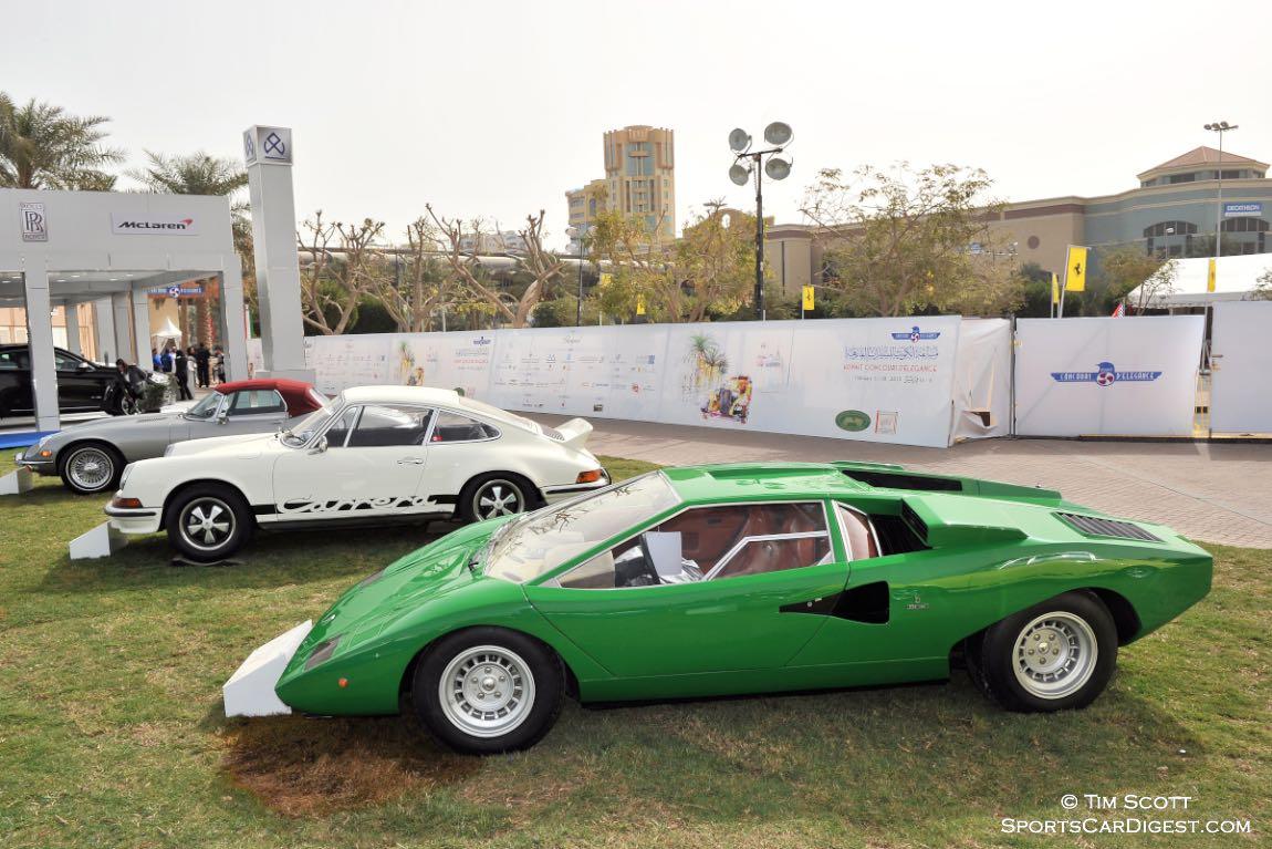 1973 Lamborghini Countach LP400