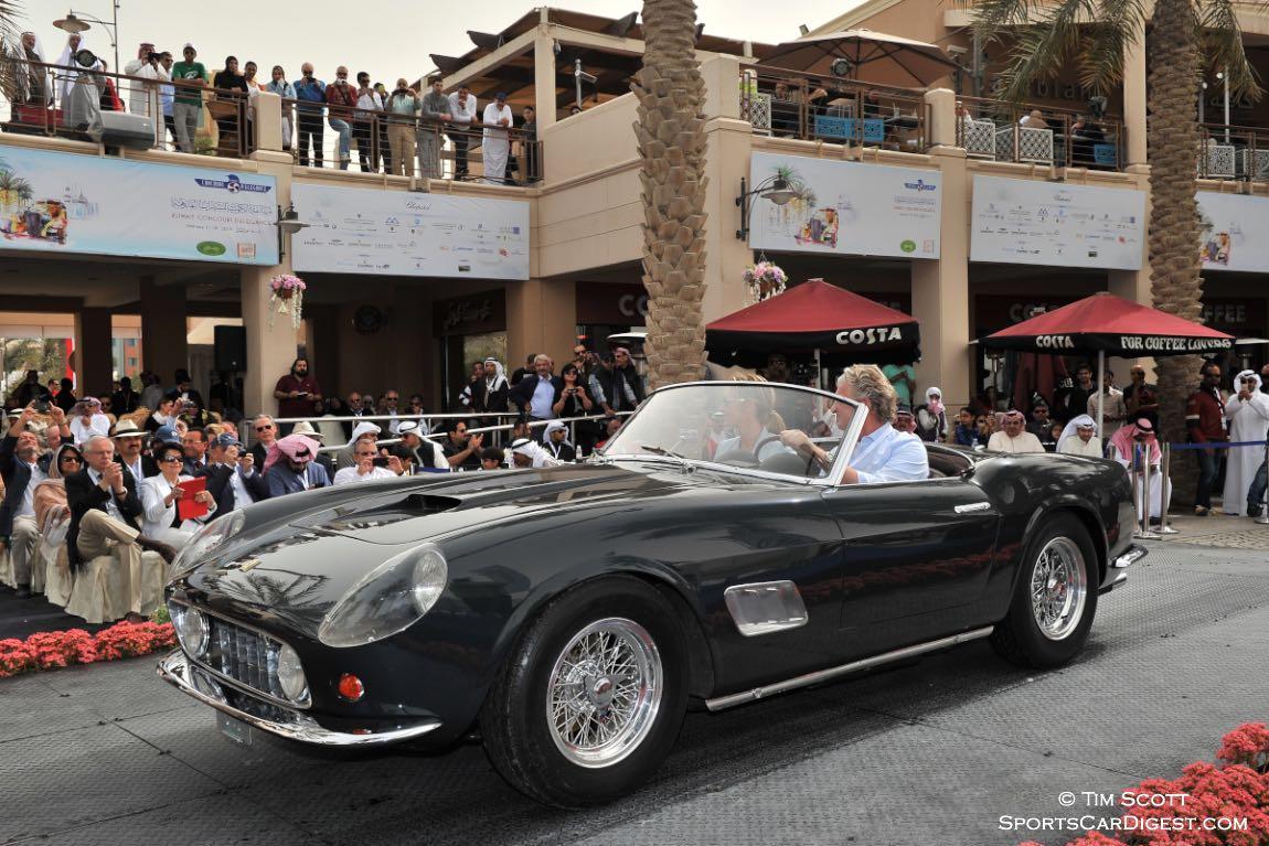 1960 Ferrari 250 GT SWB California Spider