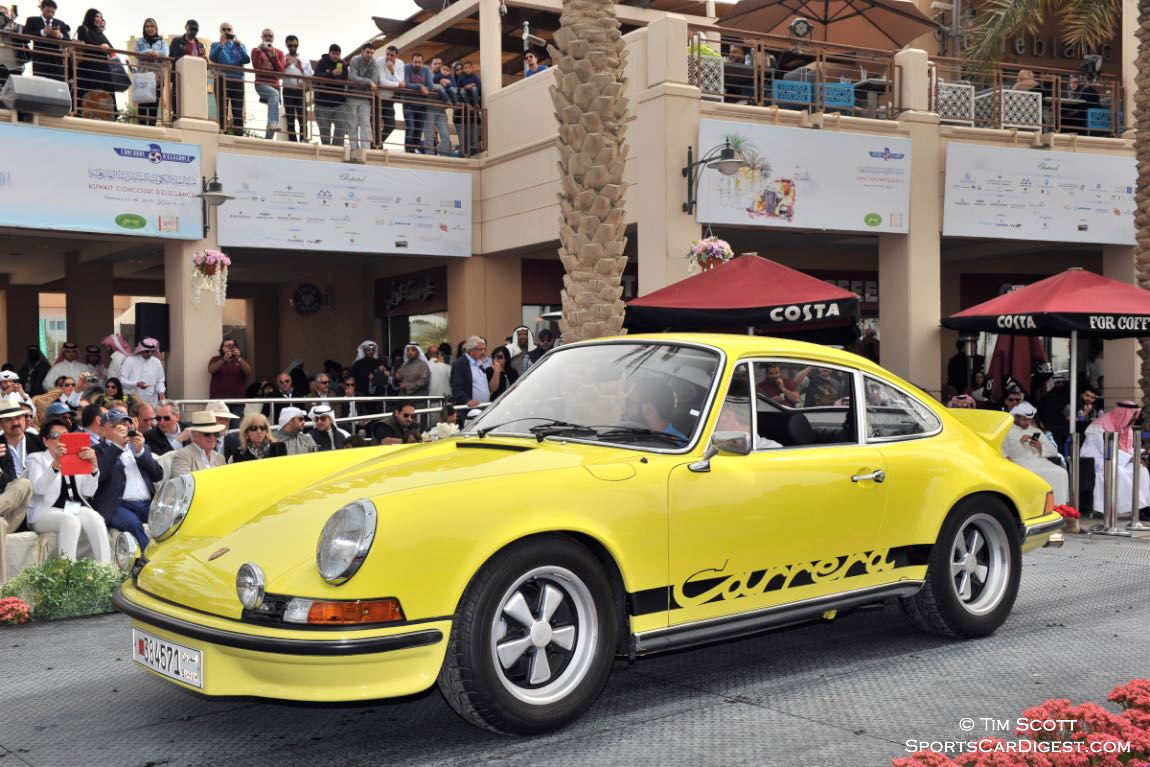 1972 Porsche 911 Carrera RS 2.7