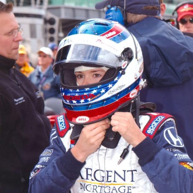 Danica Patrick Indy 2005
