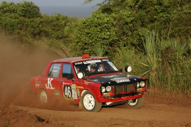 2009 East African Safari Classic Rally Results And Photos