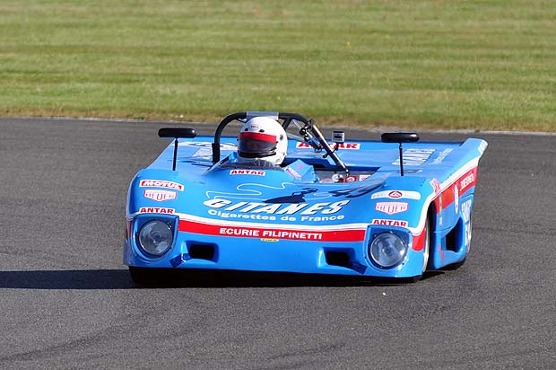 David Gathercole Lola BMW T290. Photo: Simon Wright