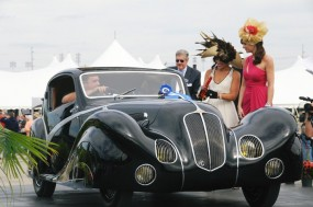 Delahaye 135 Competition Coupe