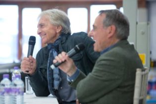 Derek Bell at JD Classics Breakfast