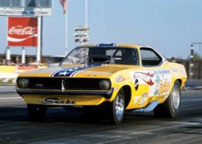 Don Prudhomme Funny Car