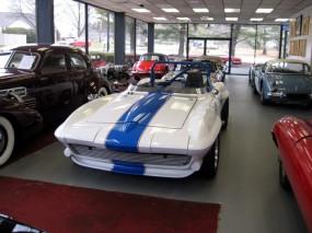 Donovan Motorcar Service Showroom