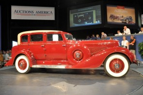 1935 Duesenberg Model J Sedan