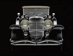 Duesenberg SJ Murphy Convertible Coupe