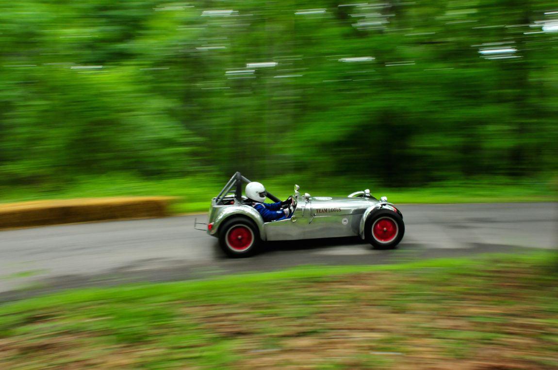 1956 Lotus Super Seven, Michael Rich.