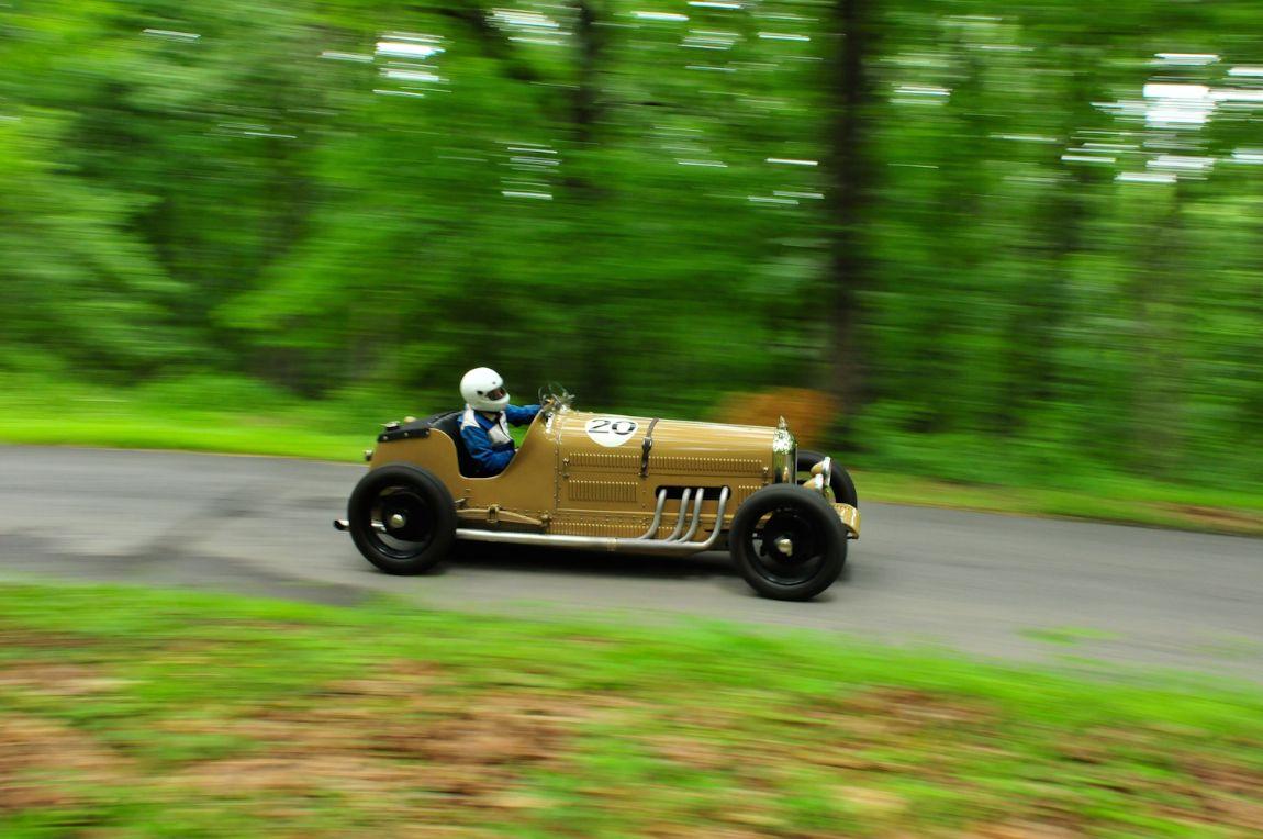 1935 Ford Amilcar- Tom Ellisworth.