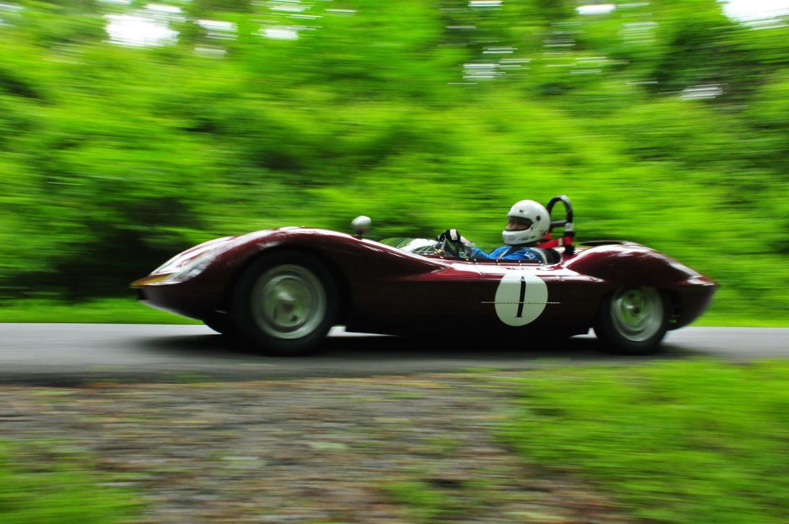 1963 Sable Porsche- Michael Ballo.