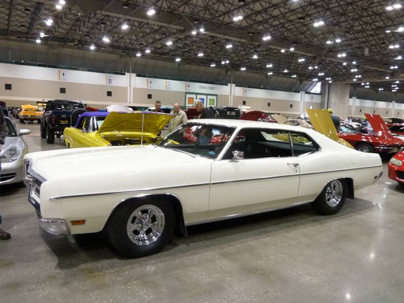 1970 Ford Galaxie 2-Dr. Hardtop