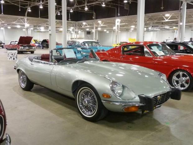 1974 Jaguar XKE SIII V12 Convertible