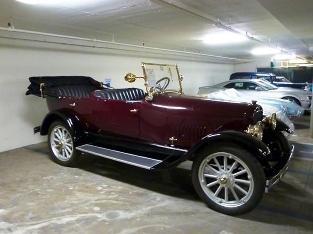 1920 Studebaker EG Big Six Touring