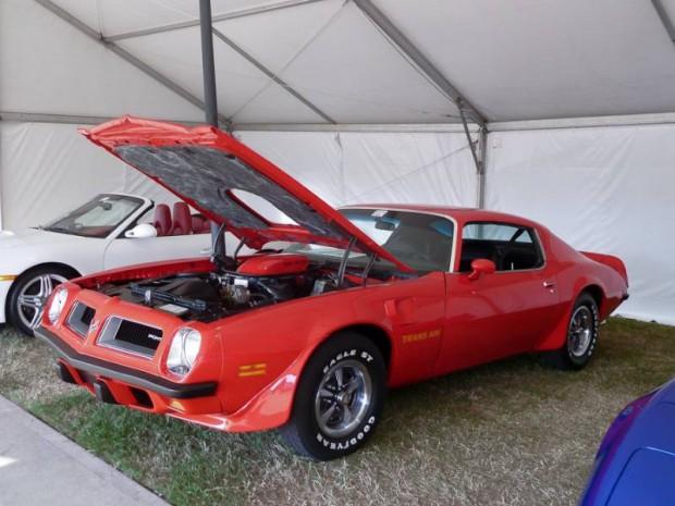 1974 Pontiac Trans Am Super Duty Coupe