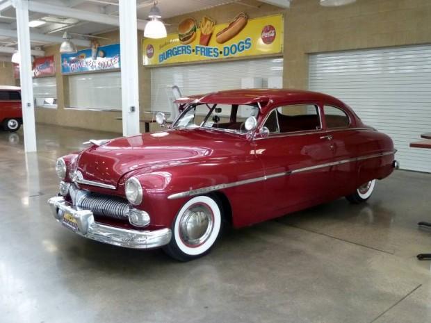 1950 Mercury 2-Dr. Sedan
