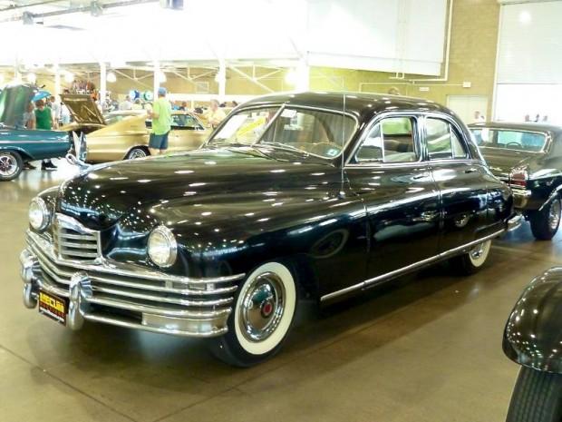 1948 Packard Eight 4-Dr. Sedan