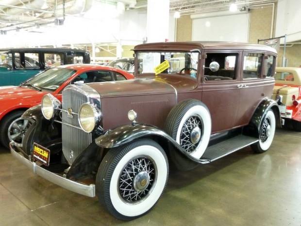 1931 Graham 115 Special 4-Dr. Sedan