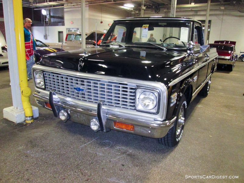 1972 Chevrolet C10 Fleetside Pickup