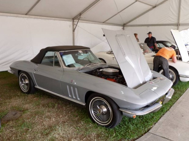 1966 Chevrolet Corvette 427-425 Convertible