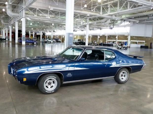 1970 Pontiac GTO 2-Dr. Hardtop