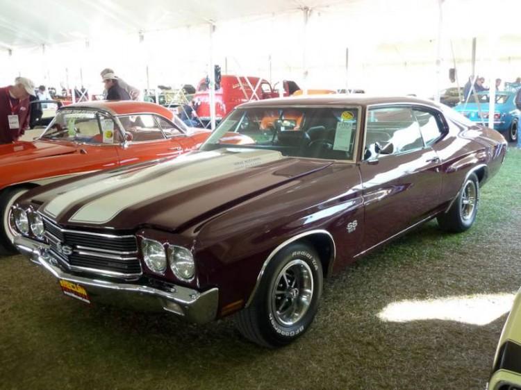 1970 Chevrolet Chevelle SS 396 2-Dr. Hardtop