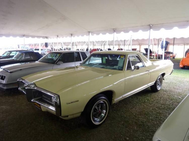1968 Pontiac LeMans Safari Styling concept