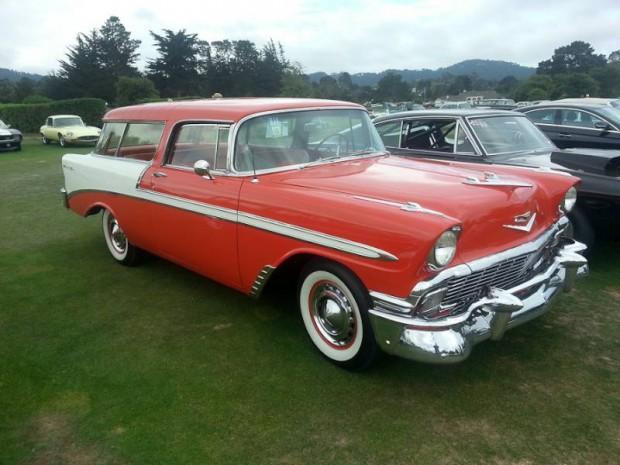1956 Chevrolet Bel Air Nomad Station Wagon