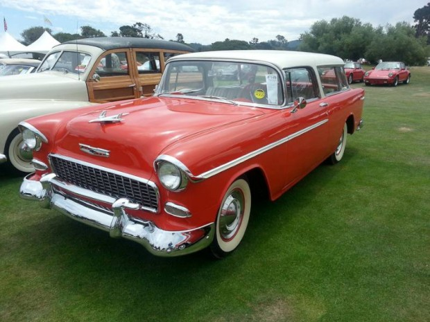 1955 Chevrolet Bel Air Nomad Station Wagon
