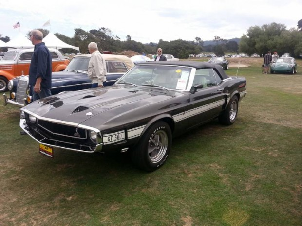 1969 Shelby Mustang GT500 Convertible