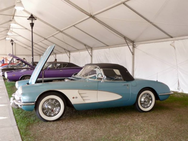 1959 Chevrolet Corvette FI Convertible